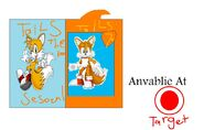 Tails The Fox Season 1 With An Actoin Figure