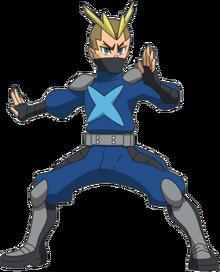 Ninja Riot M17