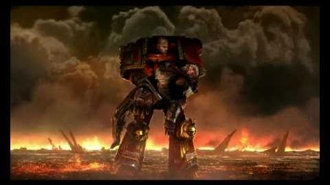Space marine ending dawn of war retribution