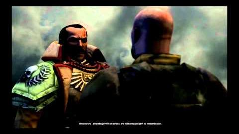 Dawn of War 2 Retribution Imperial Guard Ending-0