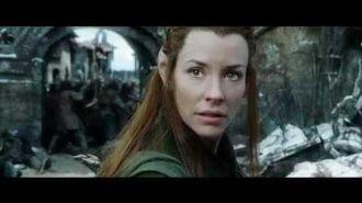 Le Hobbit La Bataille Des Cinq Armées - Teaser VF