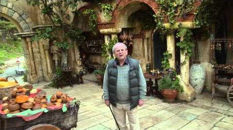 The Hobbit - Production Diaries 8