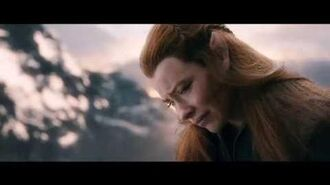 Tauriel Mourns Kili - The Hobbit Battle of the Five Armies - Full HD-0