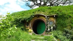 Maison hobbits