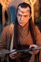 Elrond visage