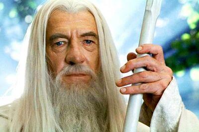 Gandalf de blanc