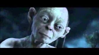 Gollum Smeagol meilleure scène! FR à mourrir de rire!-0
