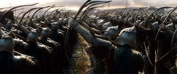 Armée elfes
