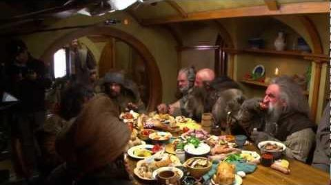 The Hobbit - Production Diaries 3