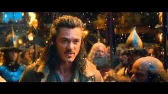 Le Hobbit La désolation de Smaug - Bande annonce