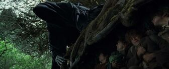 Cavalier noir et hobbit