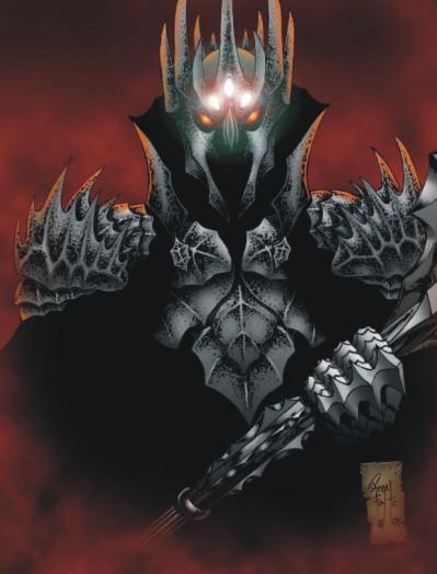 Morgoth, 1er seigneur des ténèbres