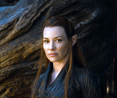 Tauriel - The Desolation of Smaug - Happy New Year
