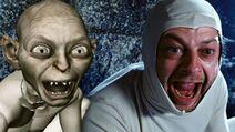 Gollum . Andy Serkis