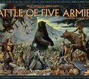 Bataille des Cinq Armées