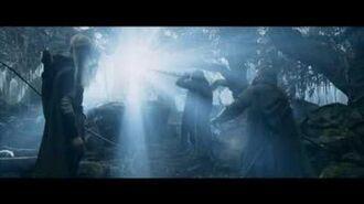 Le Seigneur Des Anneaux 2 - Le Retour De Gandalf (Scène Culte)
