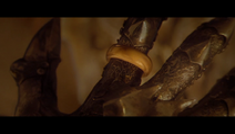 L'anneau au doigt de Sauron