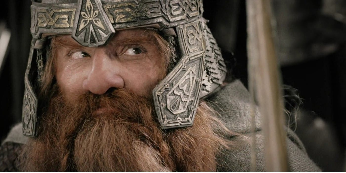 Gimli-is-a-joke