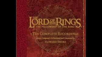 The Lord of the Rings The Fellowship of the Ring Soundtrack - 17