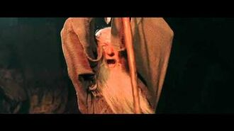 Gandalf contre le Balrog