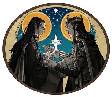 Elrond et elros