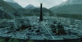 La tour de Saroumane