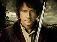 Bilbo Baggins in The Hobbit