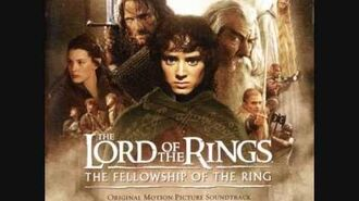 LOTR The Fellowship Of The Ring - The Shadow Of The Past