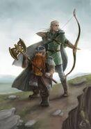 Les 2 Guerriers