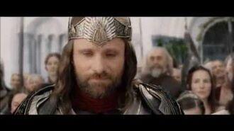 Le couronnement de Aragorn-0