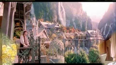Le Seigneur des Anneaux Soundtrack Fondcombe (Rivendell)