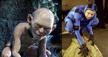 Gollum par Andy Serkis