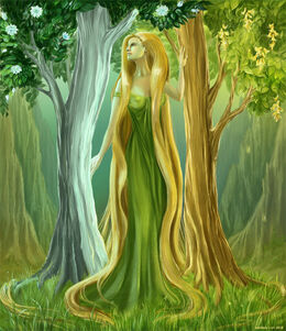 Yavanna-arbres