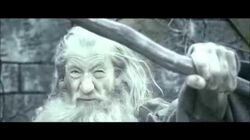 Gandalf vs Sauron & Azog The Hobbit Desolation of Smaug 1080p HD-0
