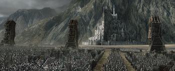 Siege of Gondor - RotK