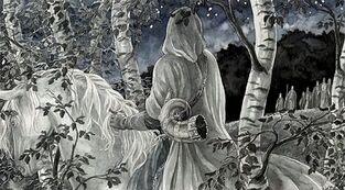 Oromë et les elfes