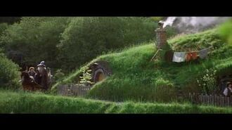 The Fellowship of the Ring Soundtrack 02 Concerning Hobbits (The Shire)