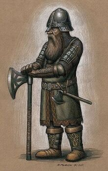 Dwarf by BrokenMachine86