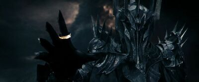 Anneau et Sauron