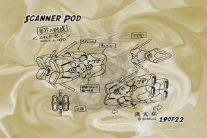 Scanner Pod