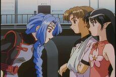 Spoor meets Jinto and Lafiel