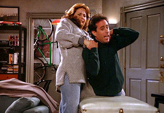 Seinfeld the massage