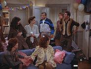Seinfeld baby shower