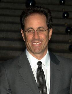 Jerry Seinfeld 2010