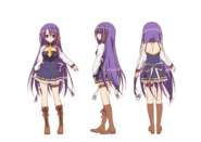 Character design Fianna