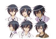 Character design Kamito 2
