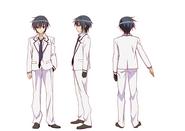 Character design Kamito