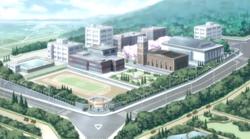 Hekiyou academy
