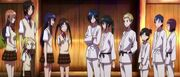 Judo Club and Council (and Kotomi)