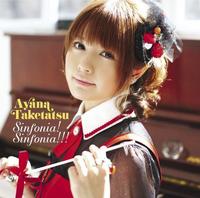 타케타츠 아야나-Sinfonia Sinfonia-COVER2